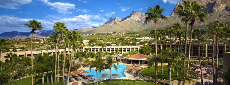 El Conquistador Golf Resort Tuson AZ-head