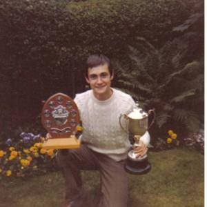 Ian Curtis 1983